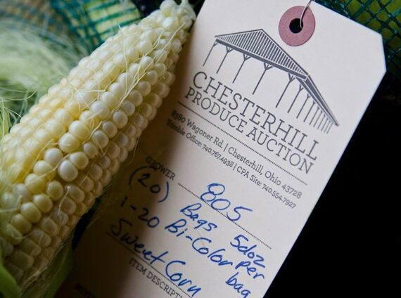 The Chesterhill Produce Auction Committed to Community