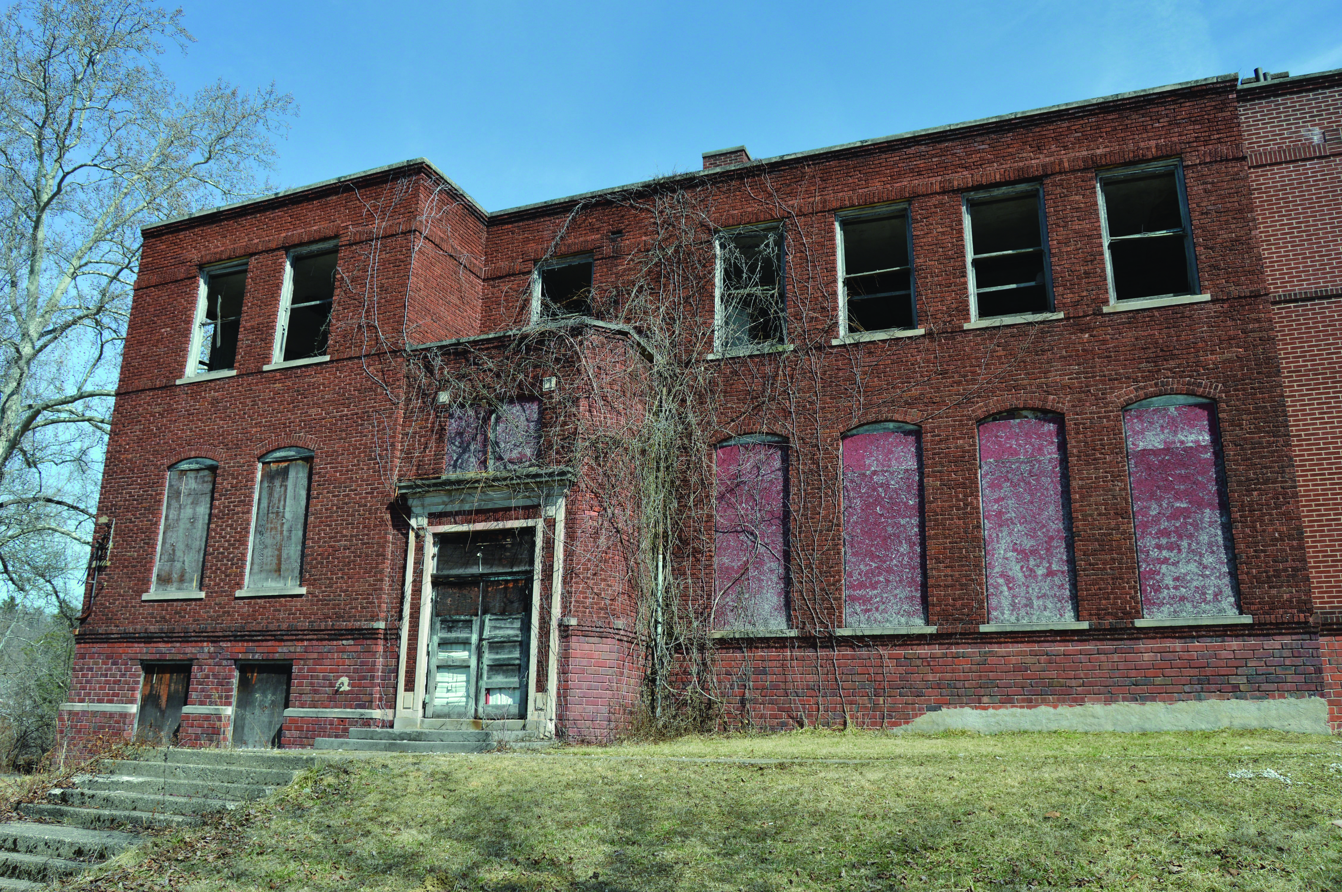 Ohio's Abandoned Schools Situation