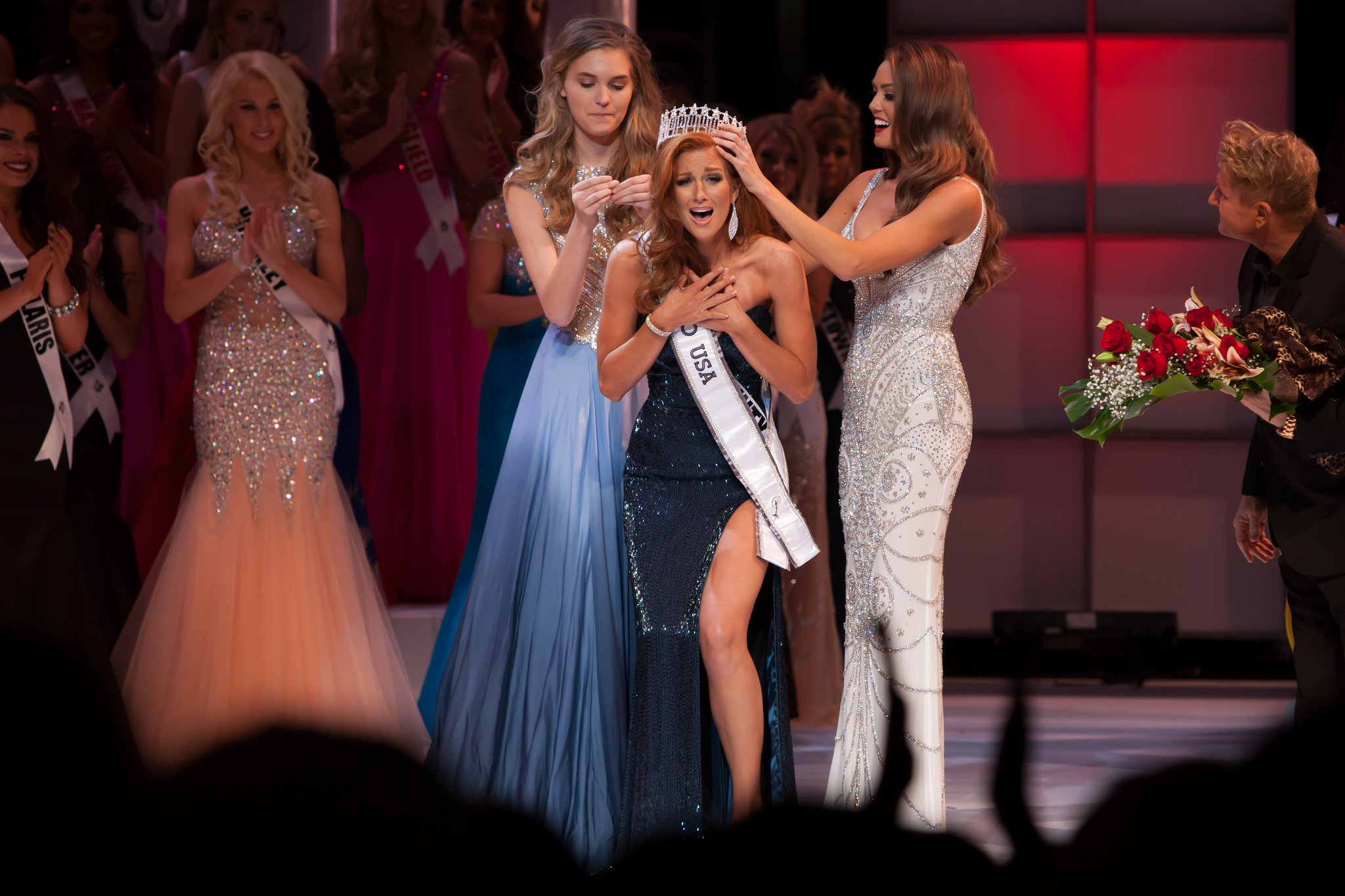 Southeast Ohio teacher reigns as Miss Ohio USA