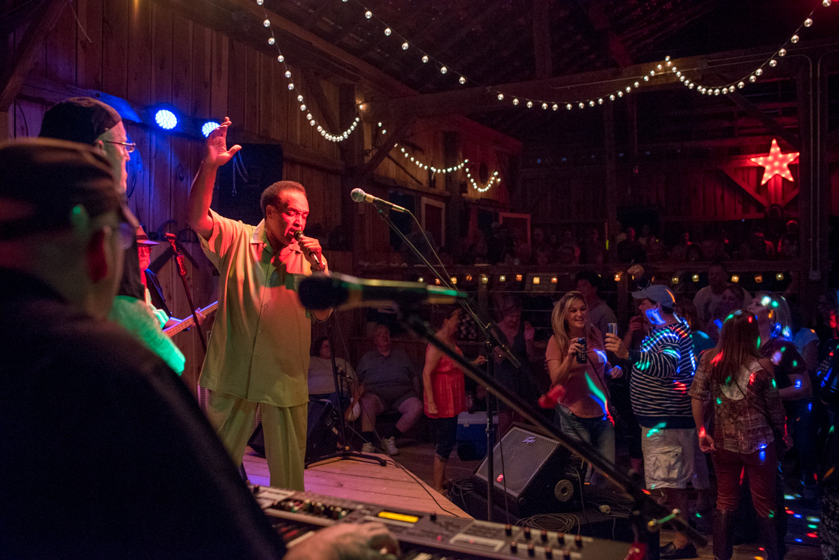 Charlie's Red Star Blues Barn: Where music and family continue to thrive