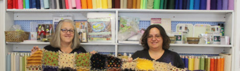 "St. Clairsville shop brings quilting ""From Past to Present"""