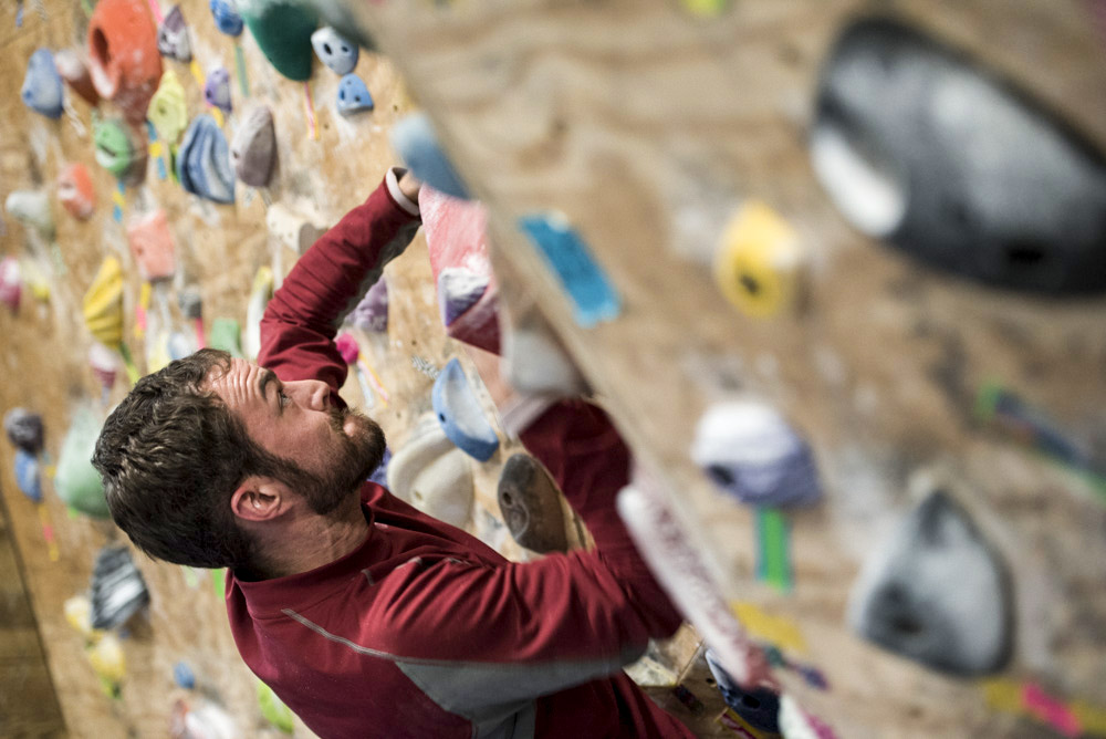 Climb Athens Center Brings Bouldering to the Community