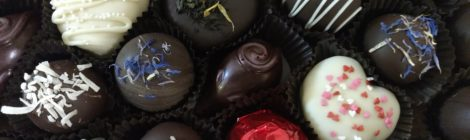 Chillicothe Woman Makes Artisan Truffles, Other Chocolates