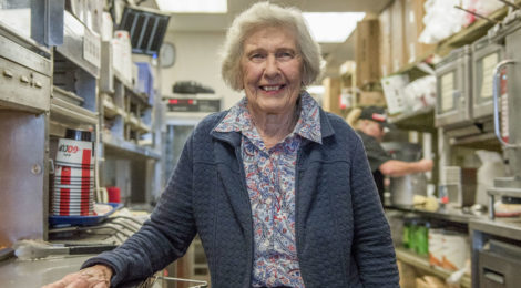 At 92 years old, Pomeroy's Vera Crow Still Operates Restaurant