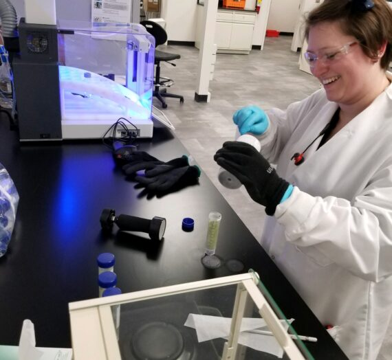 Hocking College is first university to offer cannabis testing degree