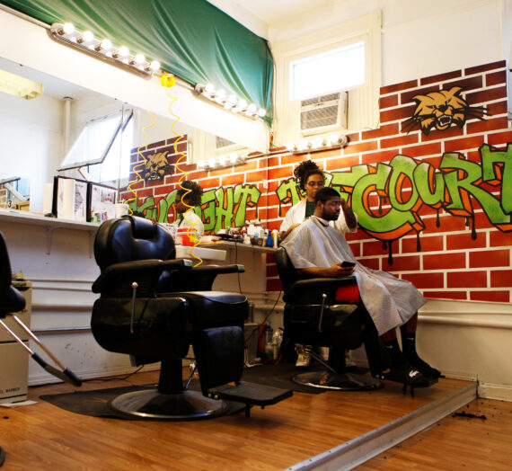 The Court Barbershop
