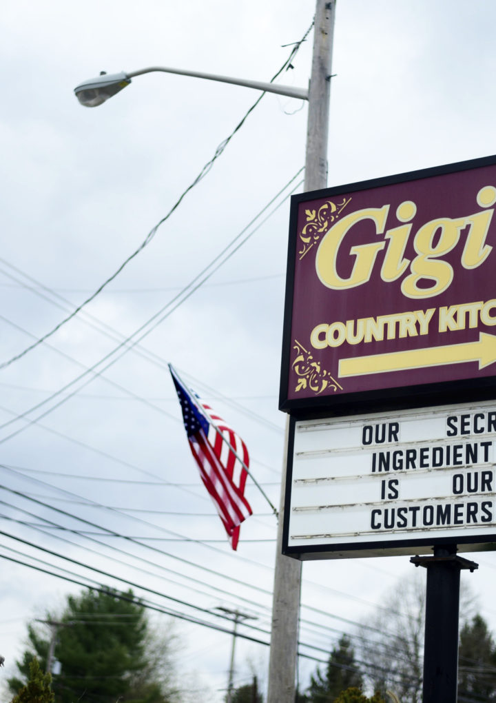Gigi's Country Kitchen Serves Down Home Favorites to a Diverse Crowd