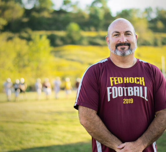 Q&A: Federal Hocking High School football coach Jeff Ditty