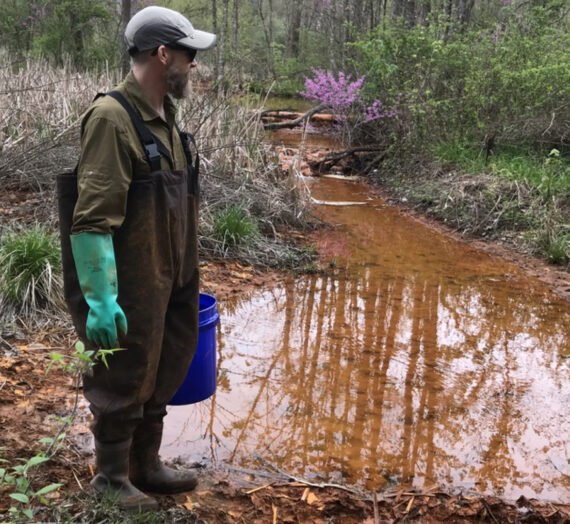 Professors Turn Pollution into Paint