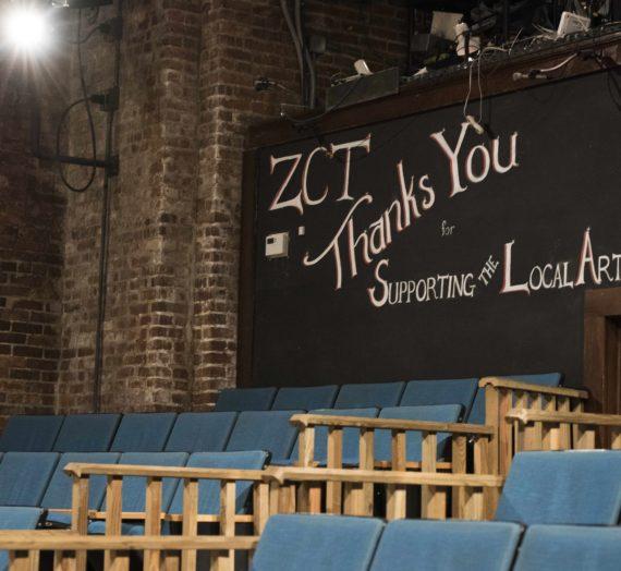 Mystery Loves Company: The Zanesville Community Theatre