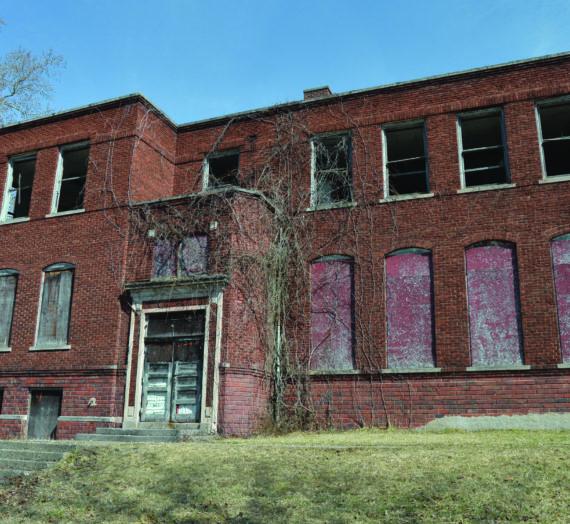 Ohio's Abandoned Schools Situation