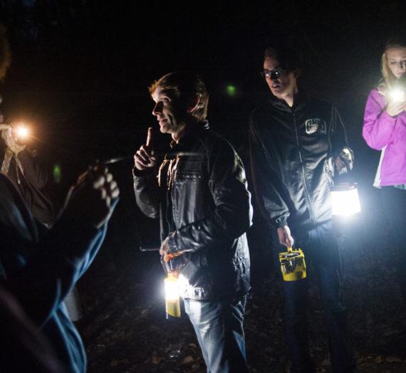 Haunted Hocking Investigation Team explores the supernatural