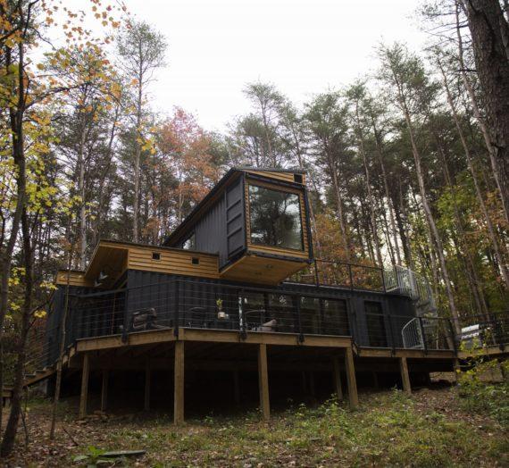 Hocking Hills Airbnb redefines cabin life