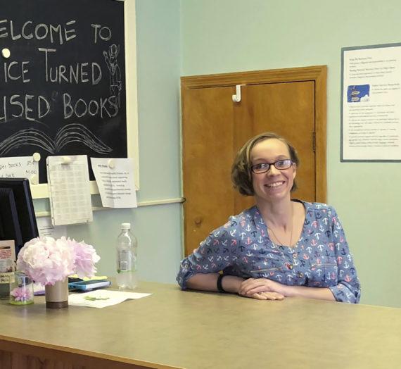 New Lexington's Caring Bookstore