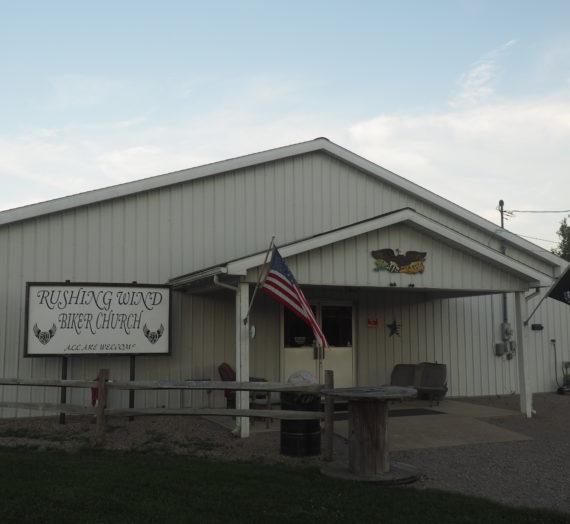 Zanesville's Rushing Wind Biker Church Welcomes All