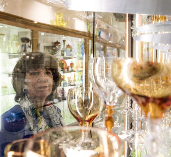 Cambridge Glass Museum showcases historic glass