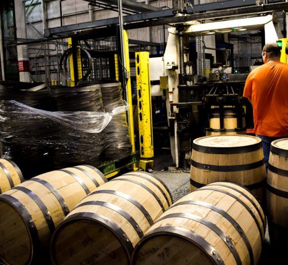 Jackson-based Speyside Bourbon Cooperage Produces its One-Millionth Barrel