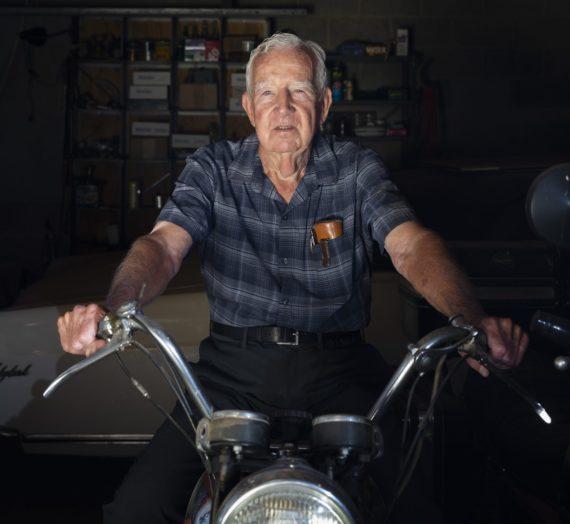 Motorcycle Maverick